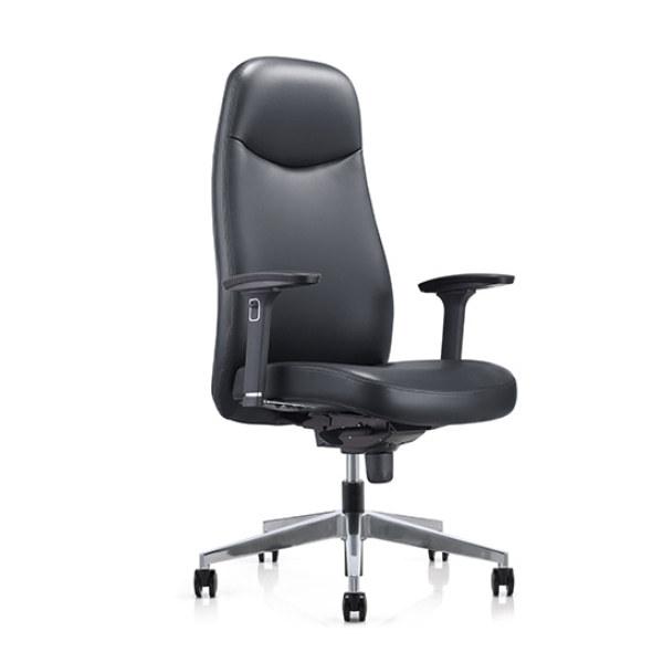 High Back PU Leather Ofiice Swivel Chair