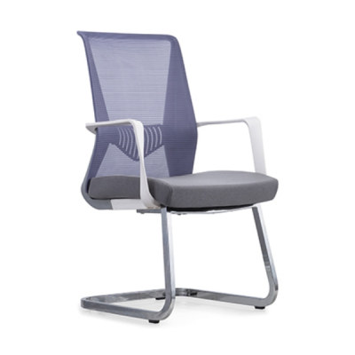 Y&F Middle Back Mesh Office Conference Chair with PP Armrest and Metal Frame (YF-16629WS)