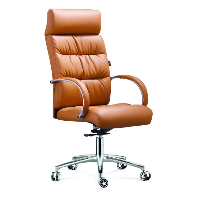 Wholesale High-back PU Office Swivel Chair (YF-9332)