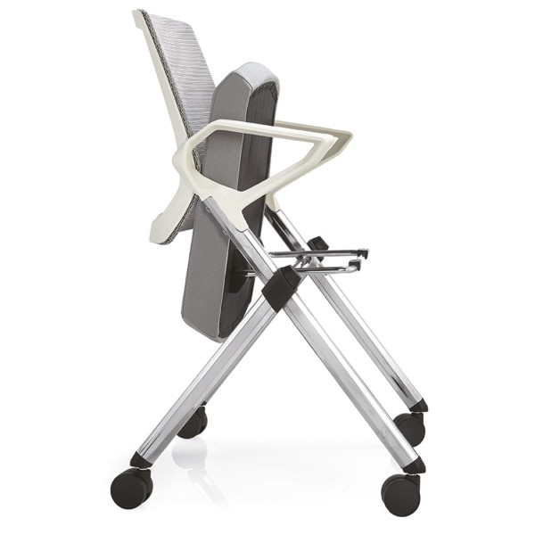 Y&F Office Foldable Training Chair Without Writing Board(YF-D10)