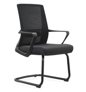 Chaise de réunion Y&F Mesh avec structure en métal, accoudoir PP, tissu maillé (YF-C15)