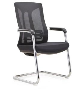 Y&F Middle Back Office Meeting Chair avec cadre arrière en PA et cadre en métal, accoudoir en PU (YF-C30-1)