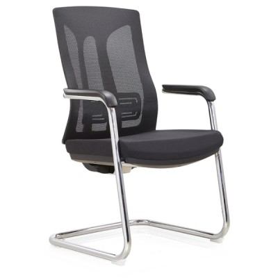 Y&F Middle Back Office Meeting Chair with PA back frame and Metal frame,PU armrest(YF-C30-1)