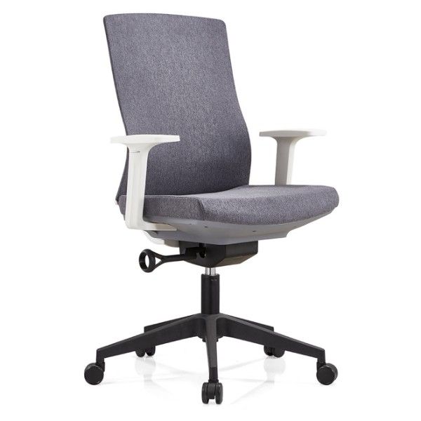 Chaise de bureau Y&F avec dossier en nylon et accoudoir en PP (YF-B30)