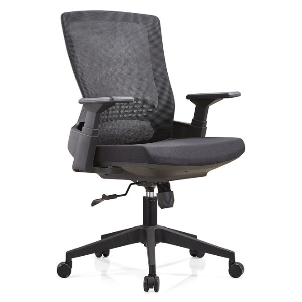 Y&F Middle Back Mesh Office Swivel Task Chair (YF-B32)
