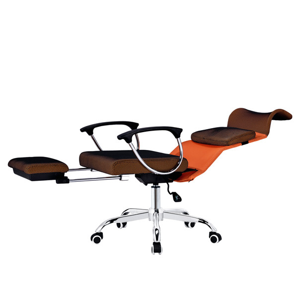 High back Office Reclining Chair for siesta with ergonomic and rotating design (YF-A-333)