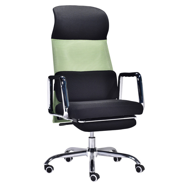 High back Office Reclining Chair for siesta with ergonomic and rotating design (YF-A-334)