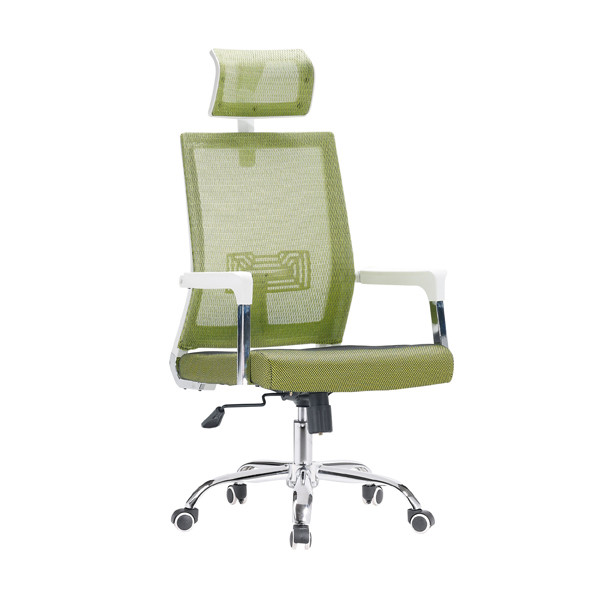 High back office reclining chair for siesta with ergonomic and rotating design (YF-A-106)