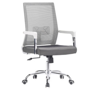 Middle back mesh office task chair with ergonomic and rotating design (YF-A-106-1)