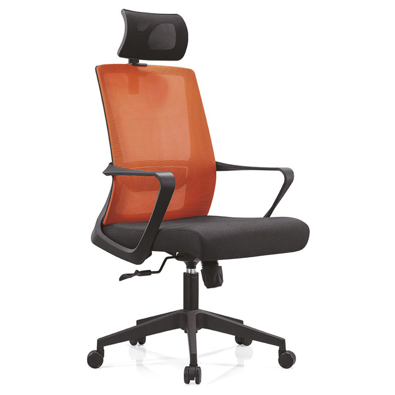 High Back office Mesh Executive Chair with PP Back Frame,PP Armrest and nylon Base(YF-A15)