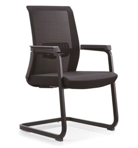 Wholesale Black Middle Back Mesh office conference chair (YF-C16)