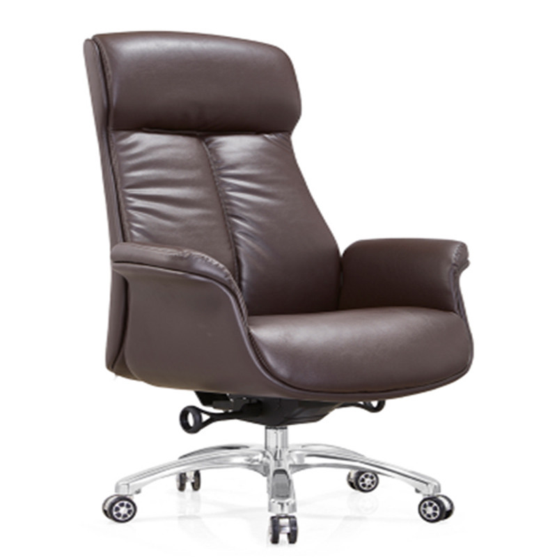 Middle Back Office Executive Chair,aluminum base(YF-C28)