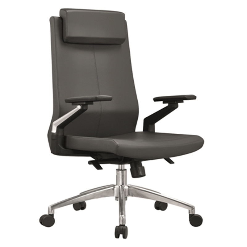 Leather Swivel  Executive Office Chair (YF-A09)