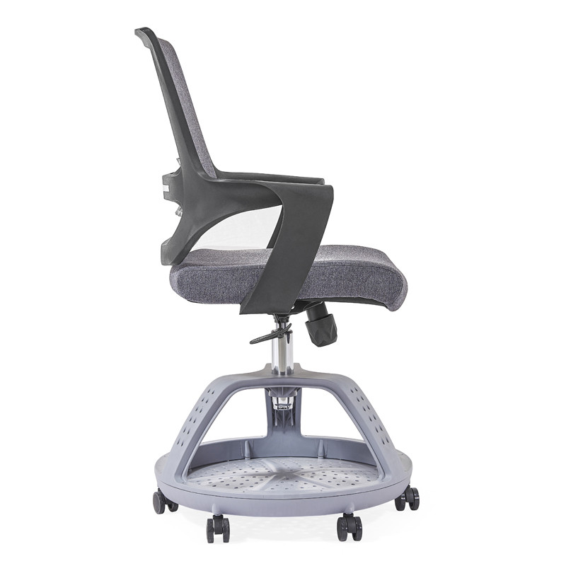 Wholesale Grey Middle back office thicken mesh chair(YF-GD16)