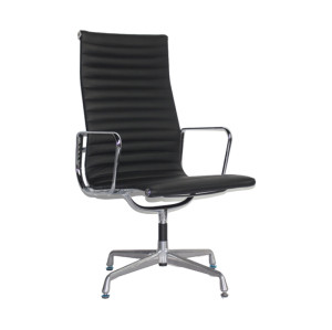 Wholesale High Back PU/Leather Office Executive Chair, Aluminum alloy armrests,U bracket(YF-A968C-2)
