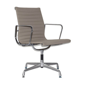 Wholesale Mid-Back PU/Leather Office Executive Chair, Aluminum alloy armrests,U bracket(YF-B968D-2)