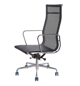High Back office Mesh Executive Chair With Aluminum Alloy Armrest(YF-A968A-1)