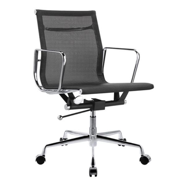 Middle Back office Mesh Executive Chair With Aluminum Alloy Armrest(YF-B968B-1)