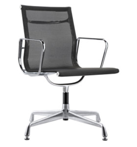 Wholesale Office Mesh Task Chair With Aluminum Alloy Armrest(YF-B968D-1)