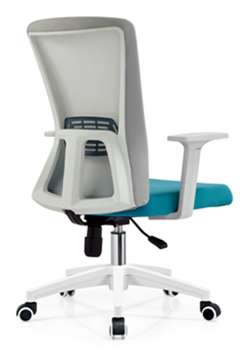 Mid-back mesh office Reclining chair with ergonomic and rotating design(YF-B259)