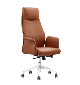 Wholesale Modern Leather Executive Office Chair (YF-A070-Orange)