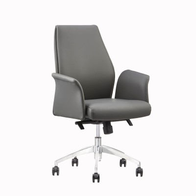 Wholesale Ergonomic Comfortable Leather Office Visitor Chair(YF-B070-1)