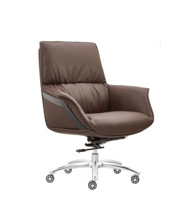 Wholesale Mid-Back PU Ergonomic Task Chair (YF-B060)