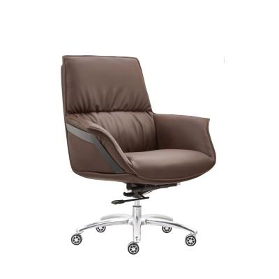 Wholesale Mid Back PU Ergonomic Executive Chair (YF-B060)