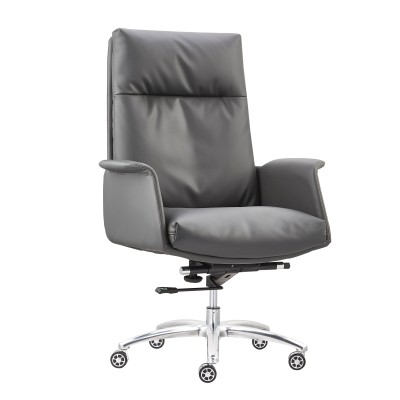 Wholesale Mid-back Modern Leather Executive Office Chair (YF-B096)