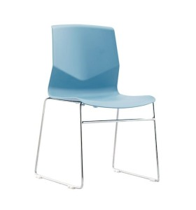 Wholesale Electroplating stackable training room conference chair  (YF-PX01U)