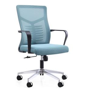 Chaise de travail en maille de bureau en gros avec taille fixe (YF-B236-1)