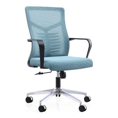Silla de trabajo de malla de oficina al por mayor con cintura fija (YF-B236-1)