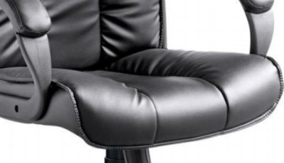 Comercio al por mayor moderno de cuero con respaldo medio de la silla de oficina ejecutiva (YF-B239)