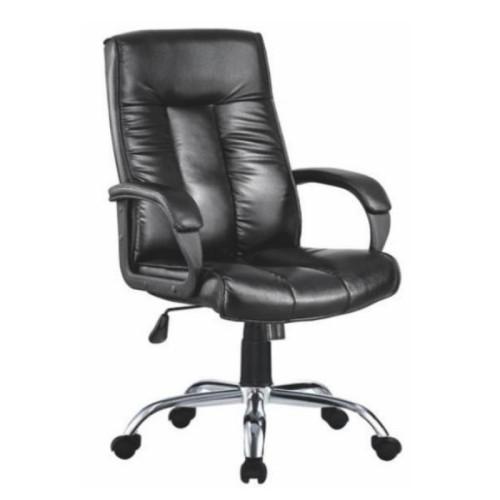 Оптовая торговля современной высокой спинкой из кожи исполнительного офиса (YF-A239)