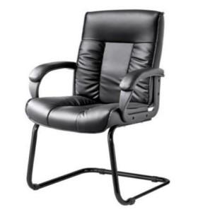 Chaise de conférence ergonomique en cuir moderne en gros (YF-C239)
