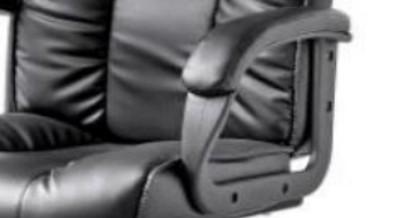 Silla de oficina ejecutiva de cuero moderno al por mayor (YF-A070-Orange)