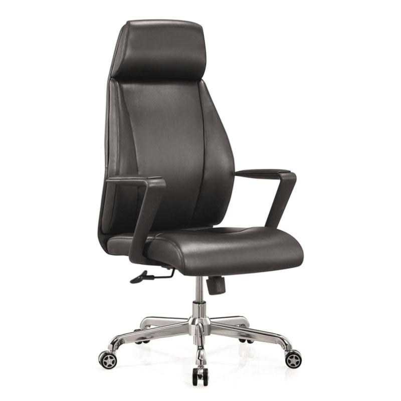 Оптовая торговля современными кожаными креслами с высокой спинкой (YF-A238)