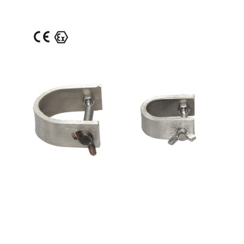 ATEX approved C clamps used on flat materials China distributor