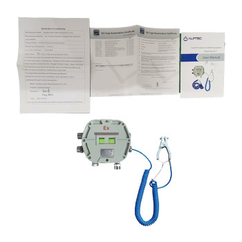 ATEX approved Static Protection Ground Monitoring Device