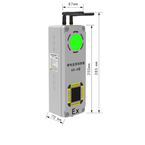 Electrostatic Monitoring Eliminator