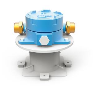 Leakage detectors used on doublewall tanks and pipelines
