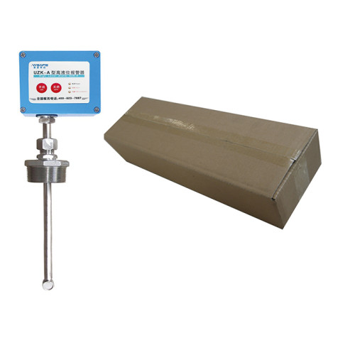 Piezoelectric High Level Alarm for protecting overfill during Loading Process