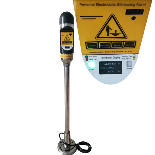 Personal Electrostatic Eliminating Alarm