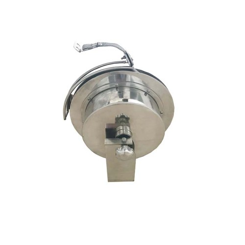 301SS spring Retractable Grounding Reel for external floating roof tanks