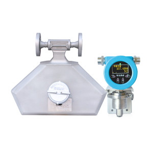 Thermal gas Coriolis Mass Flow Meter Intelligent Type Digital Display