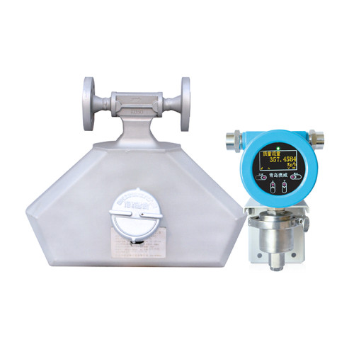 Factory Price High Accuracy coriolis mass flow meter and controller for liquid and gas