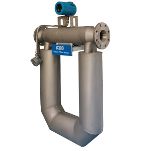 DN200 DN150 coriolis mass flow meter with 316L stainless steel