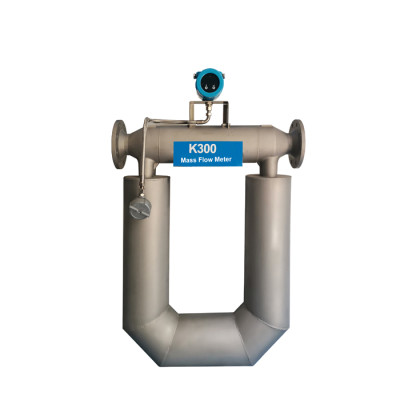 high-precision Coriolis Mass Flow Meter with  316L stainless steel