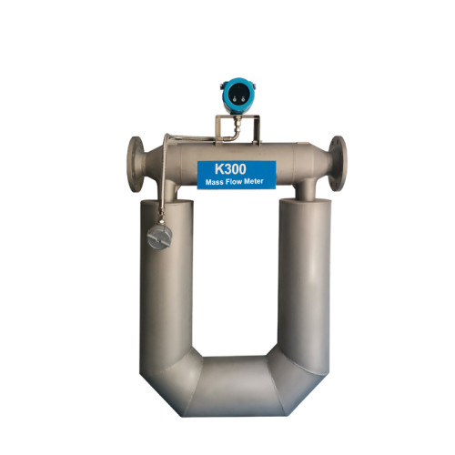 DN150 DN200  coriolis mass flow meter with  316L stainless steel