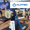 Overfill Protection&Earthing System is on display at the Argentina exhibition